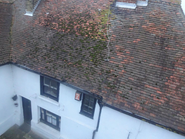 Kent listed cottage
