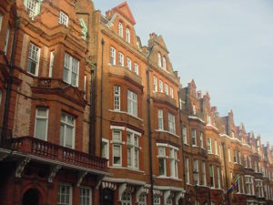 Victorian London Houses