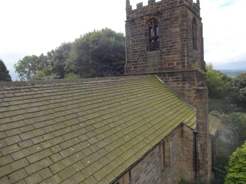church listed home